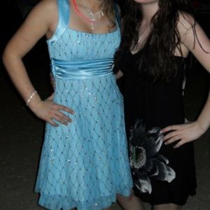Blue Special Occasion/Sweet 16 Formal Dress